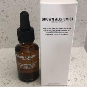 Grown Alchemist Instant Smoothing Serum-BRAND NEW